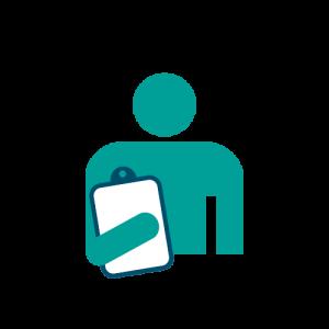 Icon for volunteering