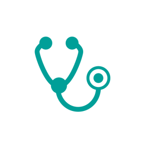 GP Enter and View Icon GP Doctor Stethoscope