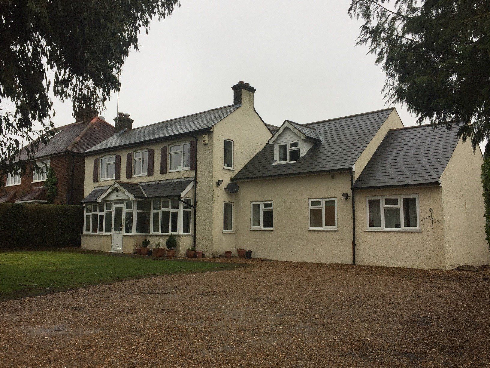 External view of 69 Chartridge Lane