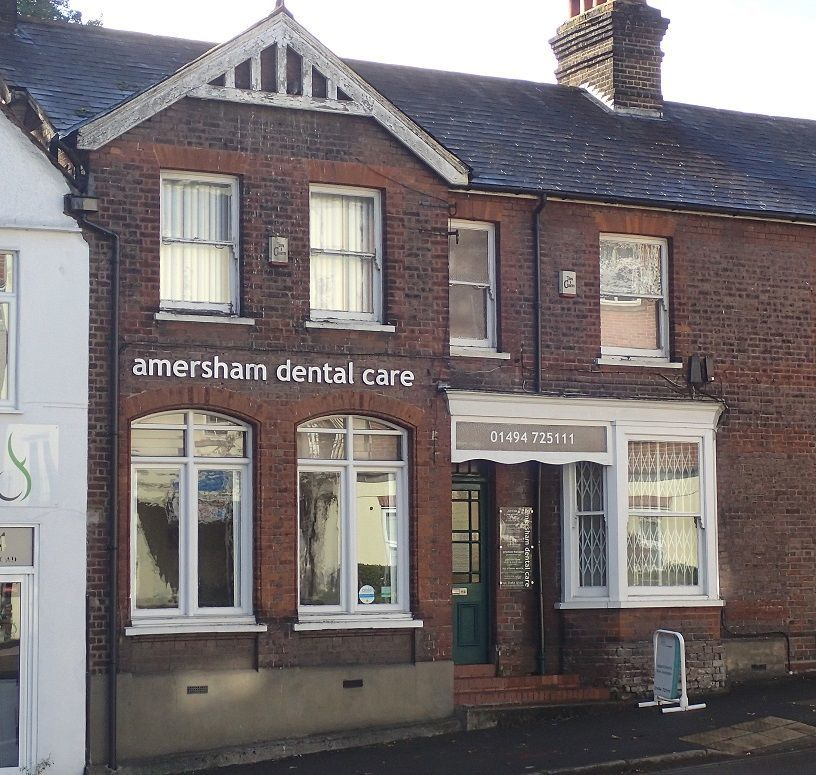 External view of Amersham Dental Care