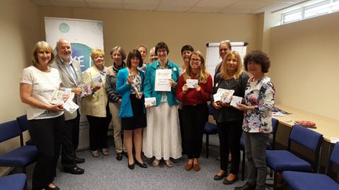 Healthwatch Bucks Volunteers at a Dementia Friends session
