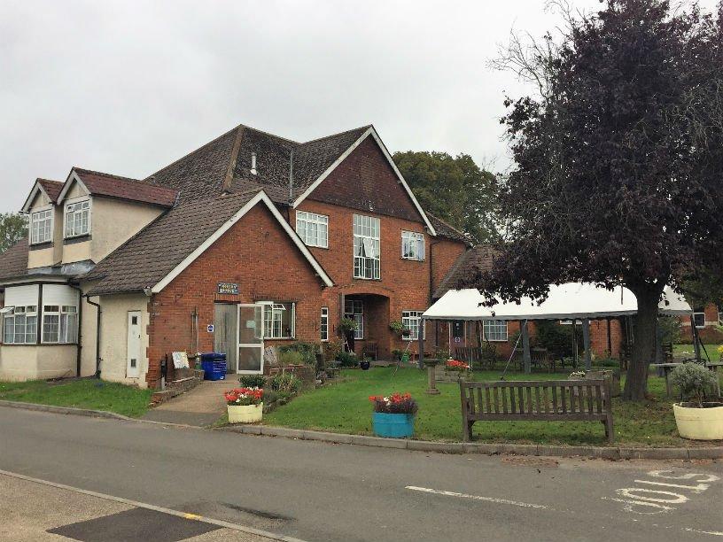 Morton House External View