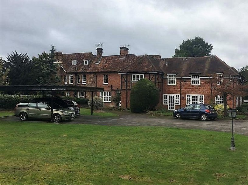 External view of Tithe Farm care home