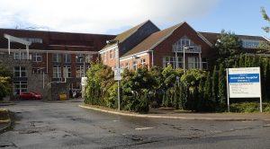 External view of Amersham Hospital
