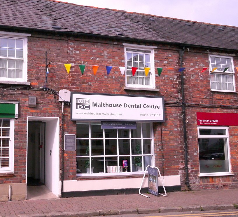 External view of Malthouse Dental Centre