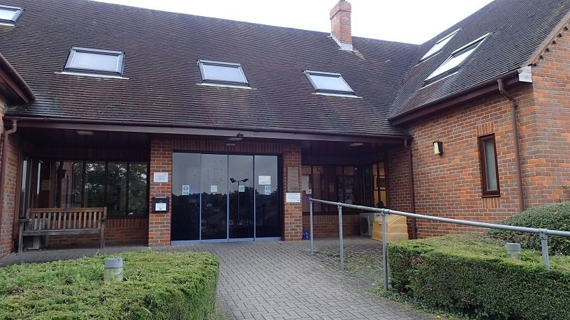 External view of Rectory Meadow Surgery