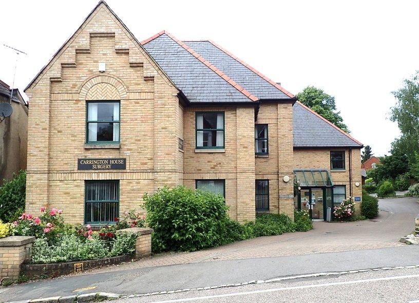External view of Carrington House Surgery