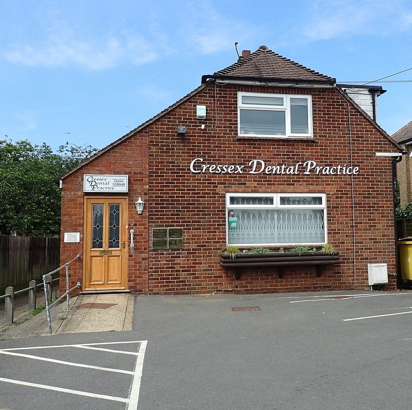 External view of Cressex Dental Practice