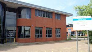 External view of Cressex Health Centre