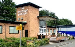 External view of The Riverside Surgery